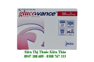 Glucovance 500 mg / 5 mg