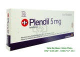 Plendil 5mg