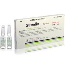 Suwelin injection (cimetidin tiêm)